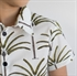 Picture of Palms - Cotton Lawn - Off-White