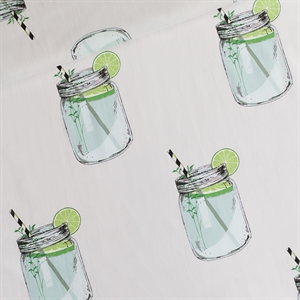 Picture of Iced Tea - L - Coton Linon - Gris Clair