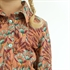 Picture of Gilly Flowers - M - Viscose Rayon - Sunburn Brown