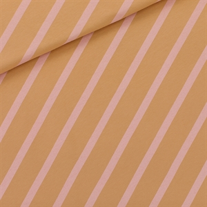 Picture of Diagonals - XL - French Terry - Fenugreek Brown